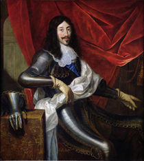 Louis XIII  by Justus van Egmont