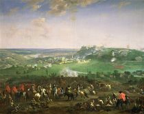 The Siege of Namur by Jan van Hugthenburgh