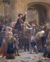 Joan of Arc  von Jean-Jacques Scherrer