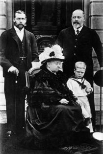 Four Generations of Victorian Royalty by John Chancellor