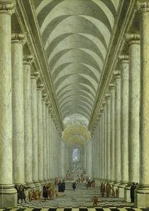 Renaissance Indoor Staircase by Wilhelm van Ehrenberg