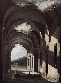 Ruins in a Landscape by Viviano Codazzi