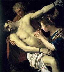 St. Sebastian and St. Irene by Jan van Bijlert or Bylert