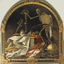 Allegory of Death: In Ictu Oculi  by Juan de Valdes Leal