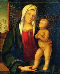 Madonna and Child  by Boccaccio Boccaccino
