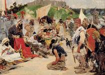 Haggling for Eastern Slaves by Sergej Vasilevic Ivanov