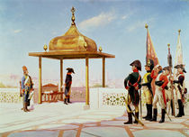 Napoleon in Cairo by Gustave Bourgain