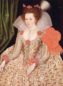 Princess Elizabeth by Marcus Gheeraerts