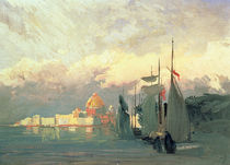 On the Neva  by Fedor Aleksandrovich Vasiliev