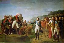 Farewell of Napoleon I  von Gioacchino Giuseppe Serangeli