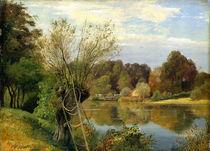 Near the Aumuhle by Adolf Vollmer