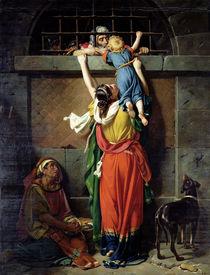 Boethius  by Jean Victor Schnetz