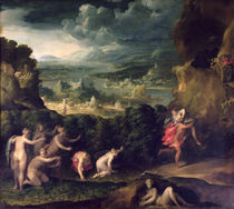 The Abduction of Proserpine  by Nicolo dell' Abate