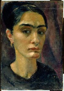 Self portrait  von Anita Ree
