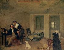 My Room in 1825  von Octave Tassaert