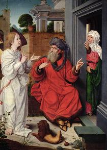 Abraham by Jan II Provost