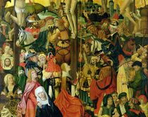 The Crucifixion by Master of Hamburg