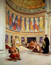 St John Chrysostom  by Constant