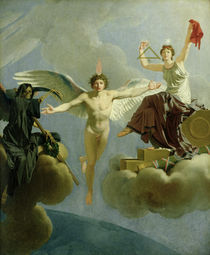 Freedom or Death von Jean-Baptiste Regnault