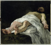 Christ taken down from the Cross by Heinrich Wilhelm Truebner