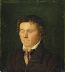 Portrait of a Blind Boy  von Julius Oldach