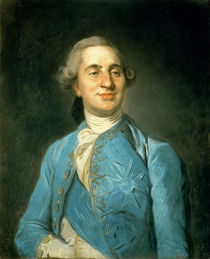 Portrait of Louis XVI  von Joseph Siffred Duplessis