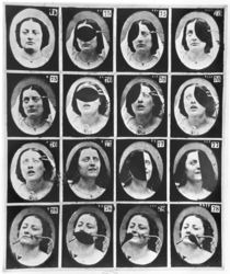Physiognomical studies by Guillaune Benjamin Duchenne de Boulogne