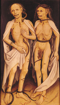 The Dead Lovers  by Matthias Grunewald