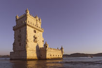 The Torre de Belem by Francisco de Arruda
