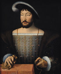 Francois I  by Joos van Cleve
