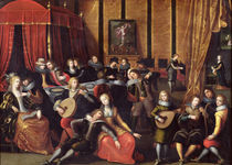 The Spanish Concert or by Louis de Caullery