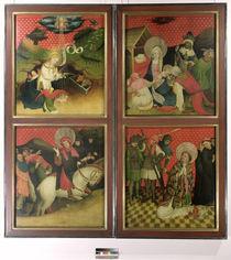 The St. Thomas Altar from St. John's Church von Master Francke