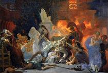 The Death of Priam von Baron Pierre-Narcisse Guerin