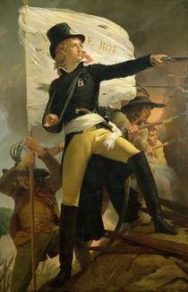 Henri de La Rochejaquelein  by Baron Pierre-Narcisse Guerin