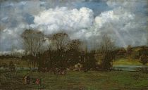 Early Spring von Hans Thoma