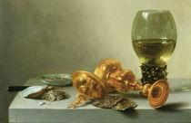 Still Life with a Roemer  von Pieter Claesz