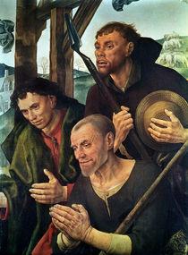 Head of the Shepherds by Hugo van der Goes