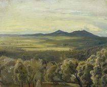 Italian Landscape by Rudolph Friedrich Wasmann