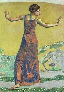 Femme Joyeuse  von Ferdinand Hodler