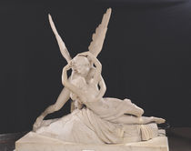 Psyche Revived by the Kiss of Cupid 1787-93  von Antonio Canova