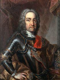 Charles VI  by Jean-Etienne Liotard
