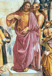 The Preaching of the Antichrist by Luca Signorelli