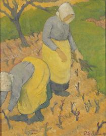 Women in the Vineyard von Paul Serusier