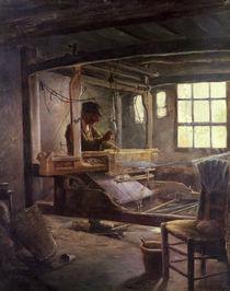 The Breton Weaver von Paul Serusier