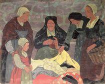 The Fabric Seller von Paul Serusier