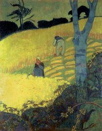 Harvest Scene  von Paul Serusier