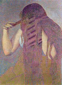 The Hair von Henri-Edmond Cross
