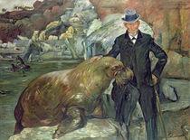 Carl Hagenbeck  von Lovis Corinth