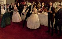 The Buffet von Jean Louis Forain