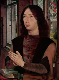 The Donor by Hans Memling
